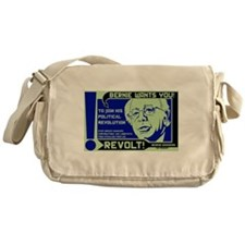Bernie Sanders Revolution Messenger Bag