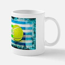 i love vintage tennis Mug