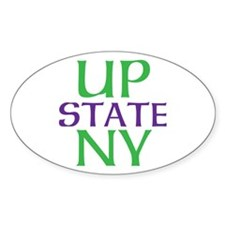 UPSTATE NY Decal