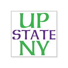 UPSTATE NY Sticker