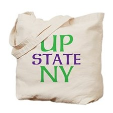 UPSTATE NY Tote Bag