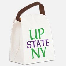 UPSTATE NY Canvas Lunch Bag