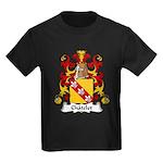 Chatelet Family Crest Kids Dark T-Shirt
