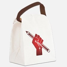Cool Authors Canvas Lunch Bag