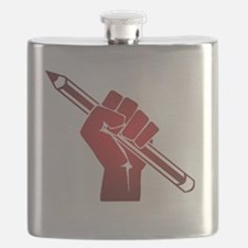 Funny Author Flask