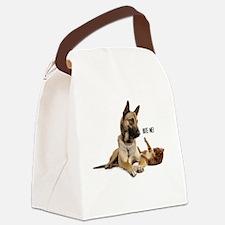 Bite Me! Canvas Lunch Bag