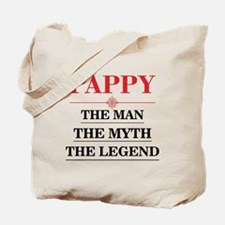 Pappy – The Man The Myth The Legend Tote Bag