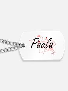 Cute Paula Dog Tags
