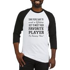 Funny Favorites Baseball Jersey