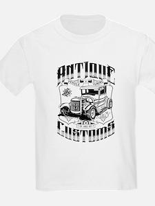Hot Rod - Antique Cus T-Shirt