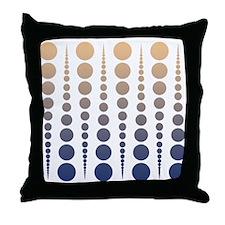 Twilight Gradient Throw Pillow