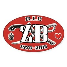 RIP ZB RED Decal