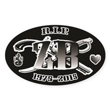 RIP ZB BLK Decal