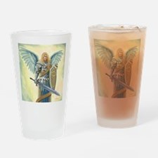Saint Archangel Michael Drinking Glass