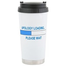 Cute Anniversary humor Travel Mug