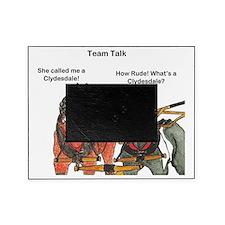 Team Talk 1 Picture Frame