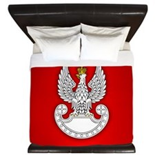 Polish Land Forces King Duvet