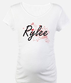 Rylee Artistic Name Design with Shirt