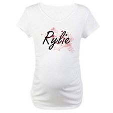 Rylie Artistic Name Design with Shirt
