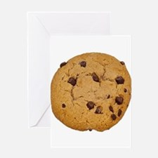 Chocolate Chip Cookie Greeting Cards