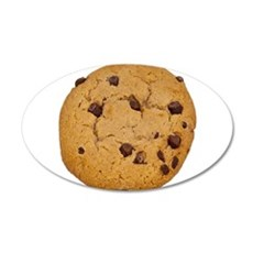 Chocolate Chip Cookie Wall Decal