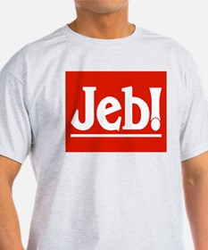 JEB! Ash Grey T-Shirt