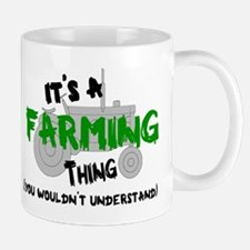 IT'S A FARMING THING, YOU WOULDN'T UNDE Small Small Mug