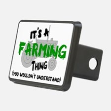 IT'S A FARMING THING, YOU  Hitch Cover