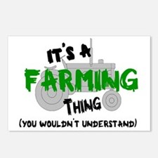 IT'S A FARMING THING, YOU Postcards (Package of 8)