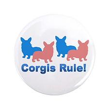 Corgis Rule Button