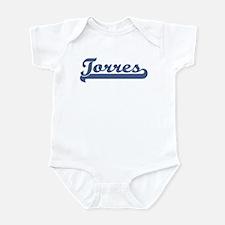 Torres (sport-blue) Infant Bodysuit