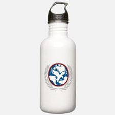 UNS Logo Water Bottle