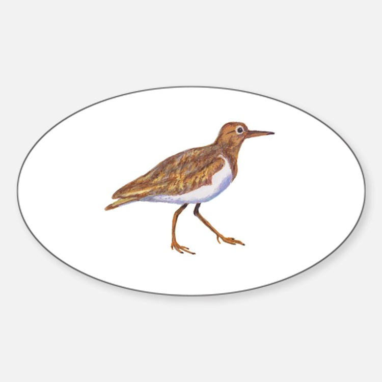 Cute Sandpipers Decal