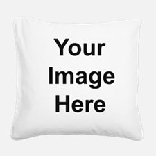 Personalised Square Canvas Pillow