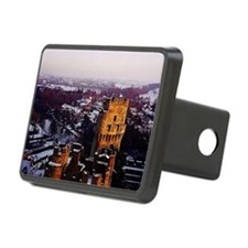 Warwick Castle Rectangular Hitch Cover