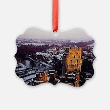 Warwick Castle Ornament