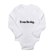 Cute Baby boy Long Sleeve Infant Bodysuit
