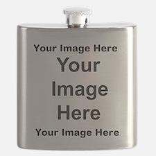 Personalised 2 Flask