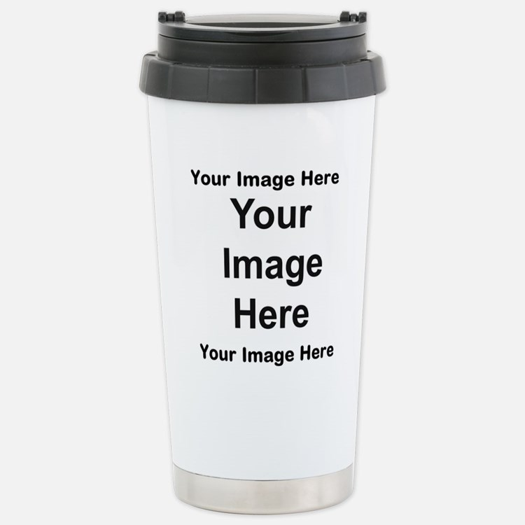 Personalised 2 Travel Mug