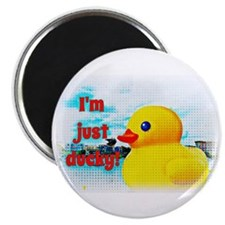 Just Ducky Magnets
