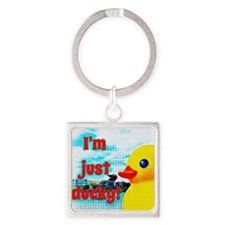 Just Ducky Keychains