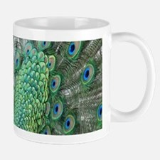 Perfect Peacock Mugs