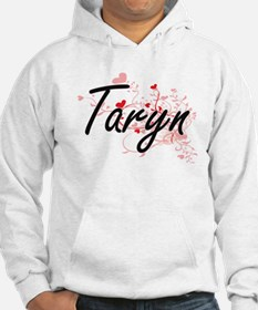 Taryn Artistic Name Design with Jumper Hoody