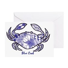 Cute Maryland is for crabs Greeting Card