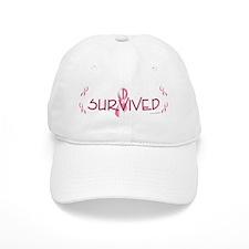 Survivor Lightning 3 (BC) Baseball Cap