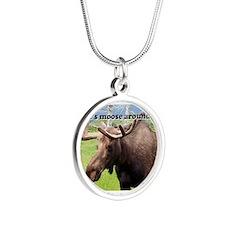 Let's moose around: Alaskan moose Necklaces