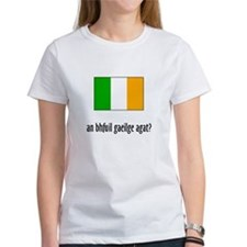 Cute Irish flags Tee