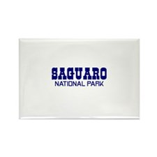 Saguaro National Park Rectangle Magnet (100 pack)