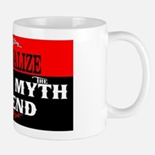 Custom Man Myth Legend Mug Mugs