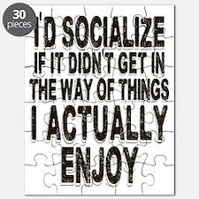 Antisocial Humor Puzzle